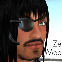 Ze Moo by Tim Deschanel